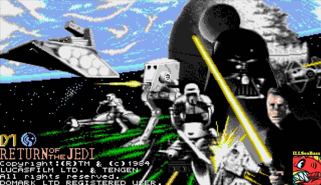 Star Wars: Return of the Jedi 87,449 points