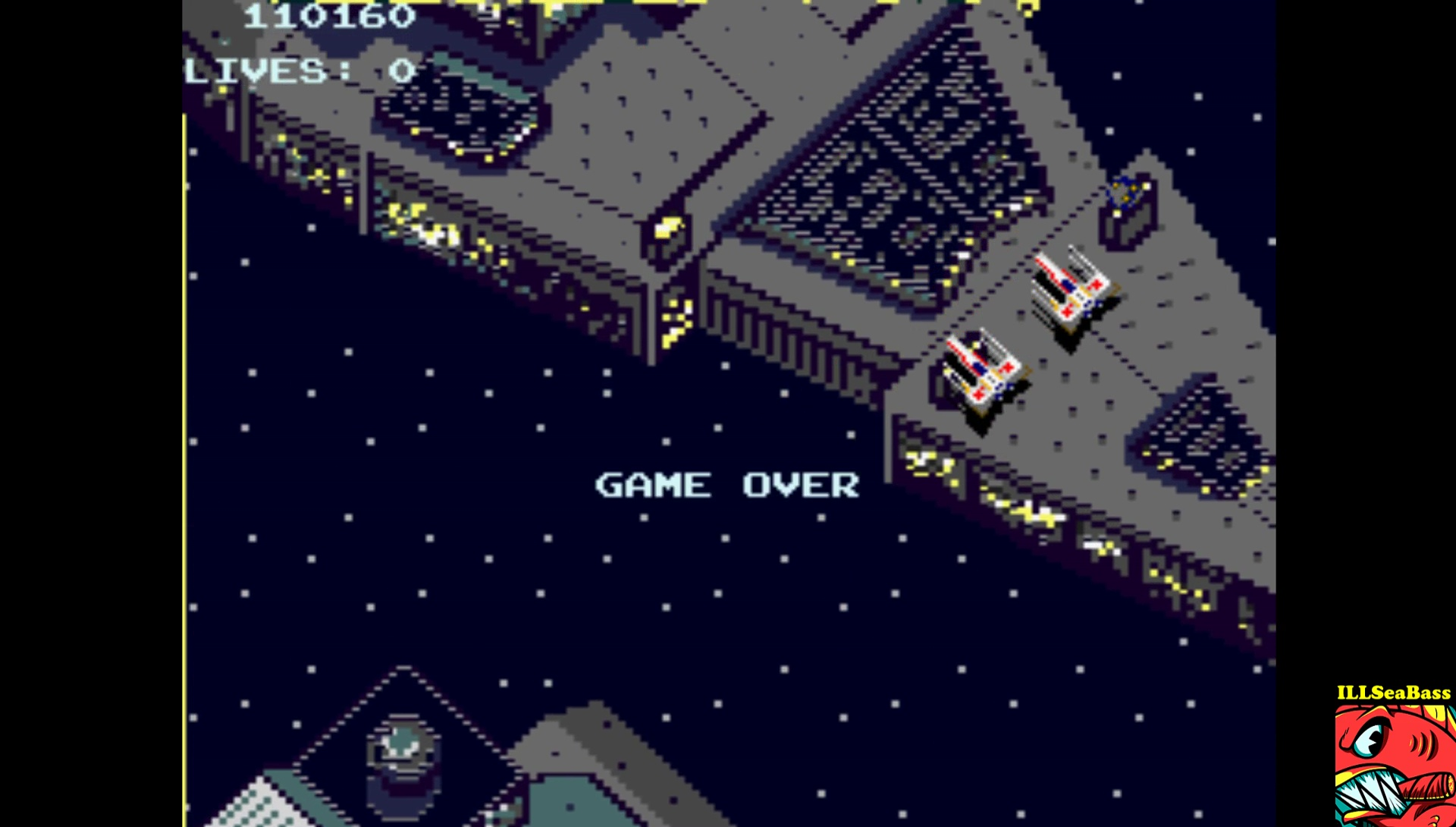 ILLSeaBass: Star Wars: Return of the Jedi (Arcade Emulated / M.A.M.E.) 110,160 points on 2017-03-28 21:22:58