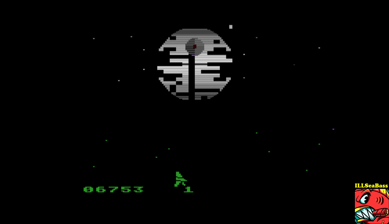 Star Wars - Return of the Jedi - Death Star Battle [Parker Brothers] 6,753 points