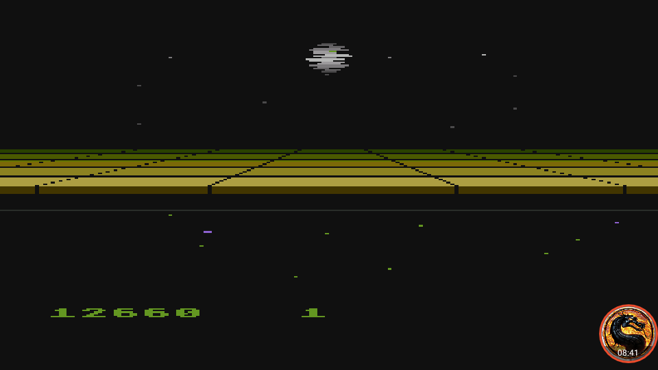 omargeddon: Star Wars - Return of the Jedi - Death Star Battle [Parker Brothers] (Atari 400/800/XL/XE Emulated) 12,660 points on 2019-12-11 20:41:42
