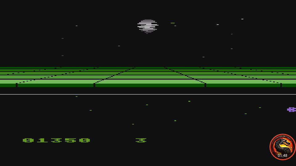 omargeddon: Star Wars - Return of the Jedi - Death Star Battle [Parker Brothers] [Game 3] (Atari 400/800/XL/XE Emulated) 1,350 points on 2020-05-24 17:53:12