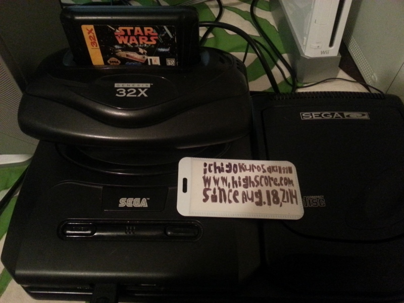 Star Wars [Sega 32X]