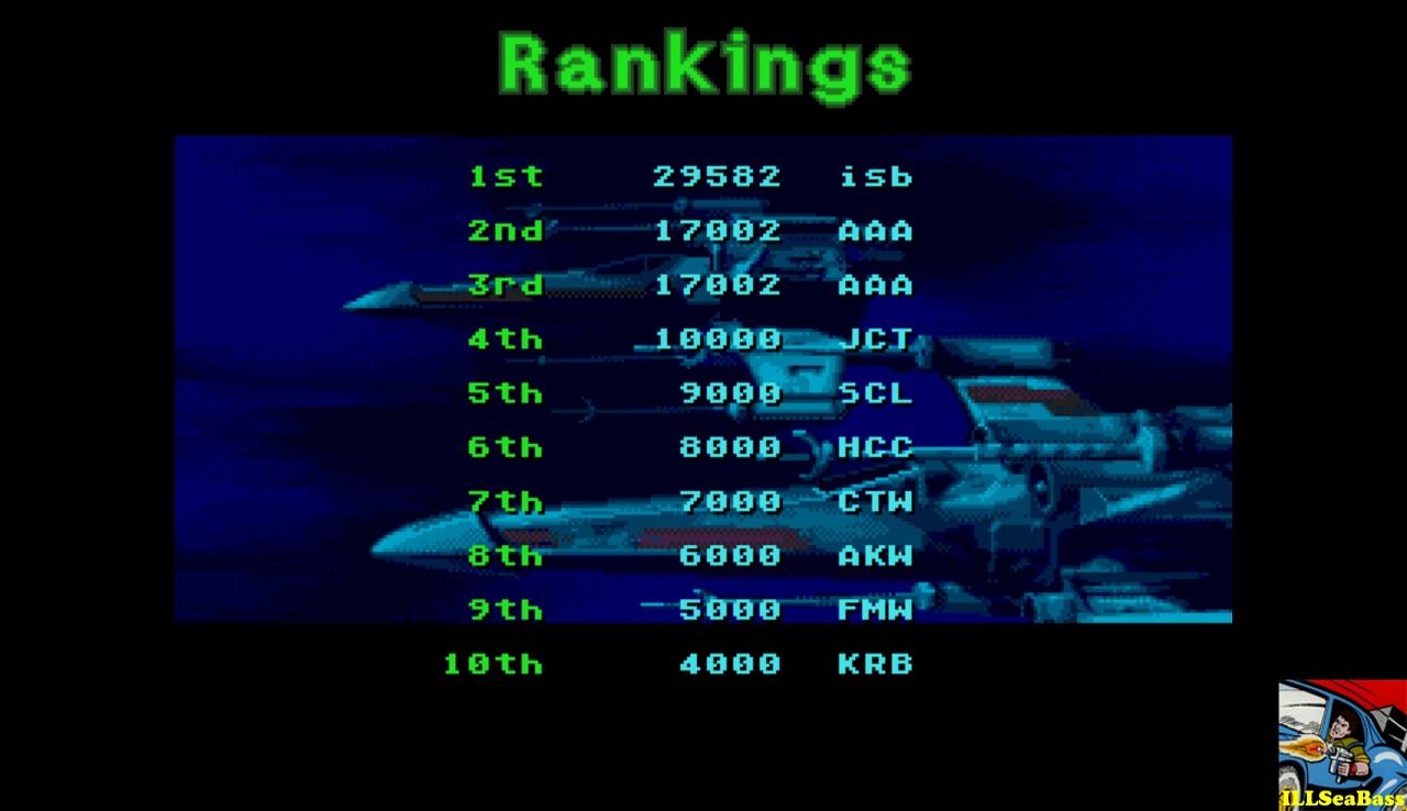 ILLSeaBass: Star Wars [Sega 32X] (Sega Genesis / MegaDrive Emulated) 29,582 points on 2017-01-01 21:09:08