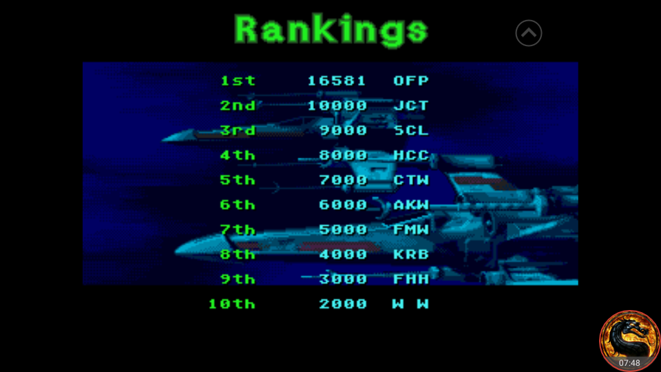 omargeddon: Star Wars [Sega 32X] (Sega Genesis / MegaDrive Emulated) 16,581 points on 2018-08-25 17:20:00