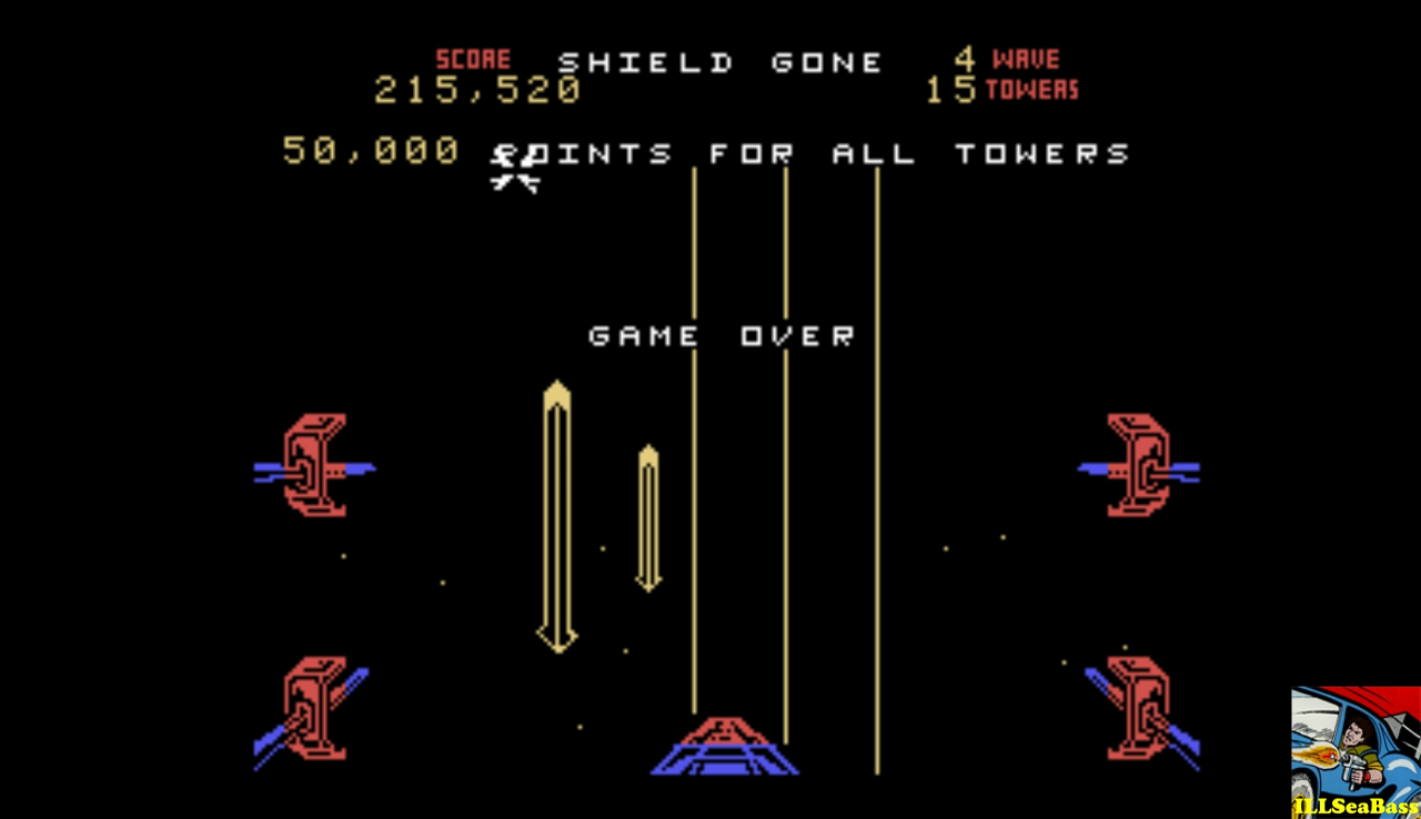 ILLSeaBass: Star Wars: The Arcade Game: Medium (Colecovision Emulated) 215,520 points on 2017-01-01 18:24:08
