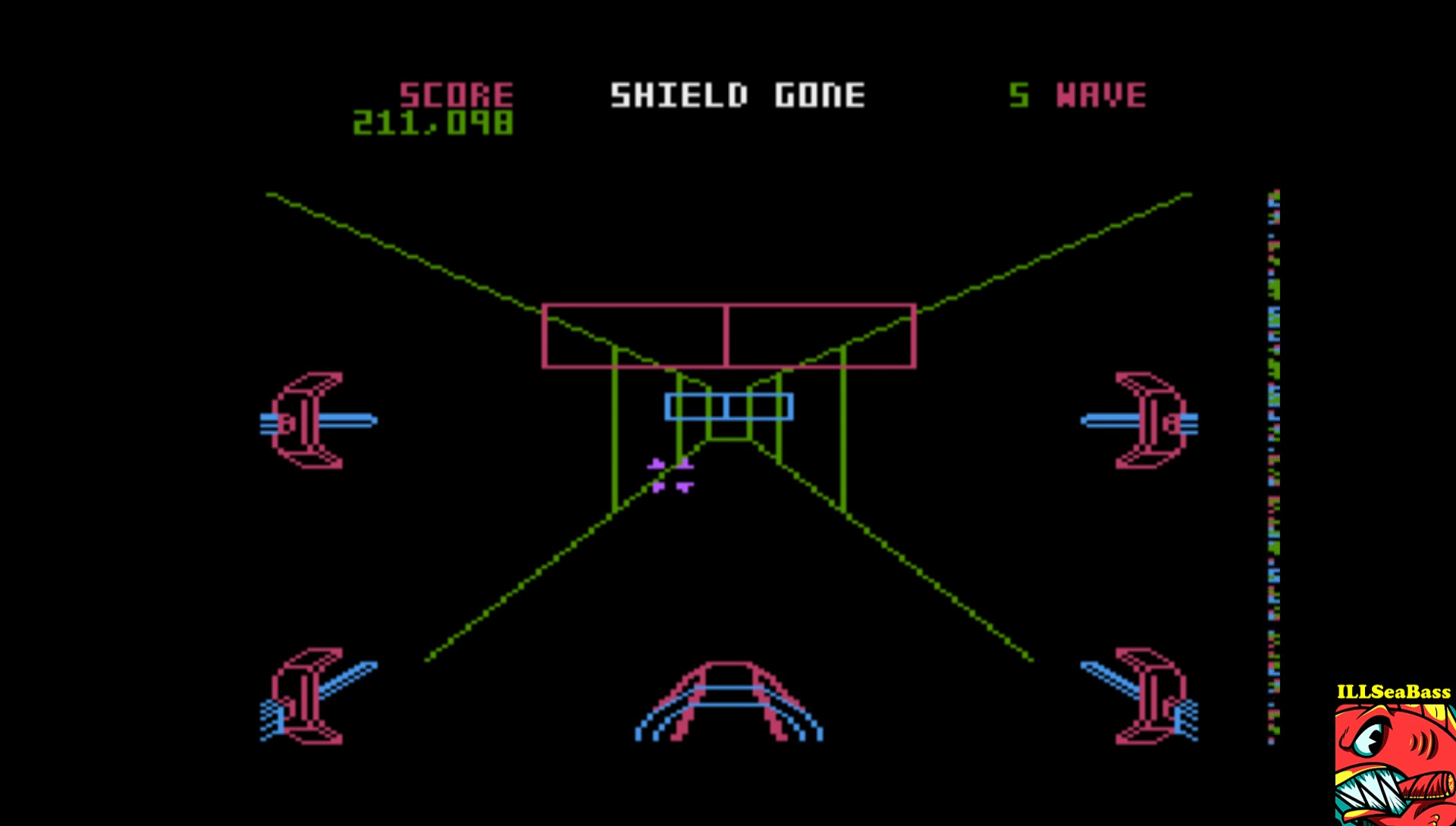 ILLSeaBass: Star Wars: The Arcade Game [Skill 1] (Atari 5200 Emulated) 211,098 points on 2017-03-24 21:29:34