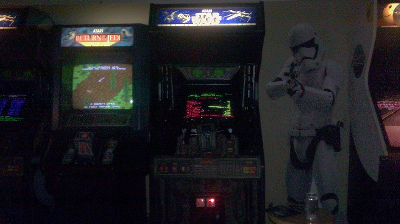 ichigokurosaki1991: Star Wars: The Empire Strikes Back (Arcade) 294,773 points on 2016-06-08 02:19:02