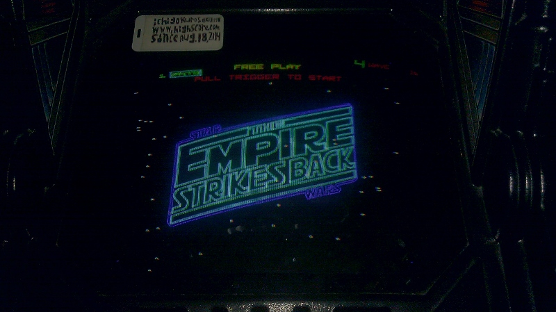 Star Wars: The Empire Strikes Back 294,773 points