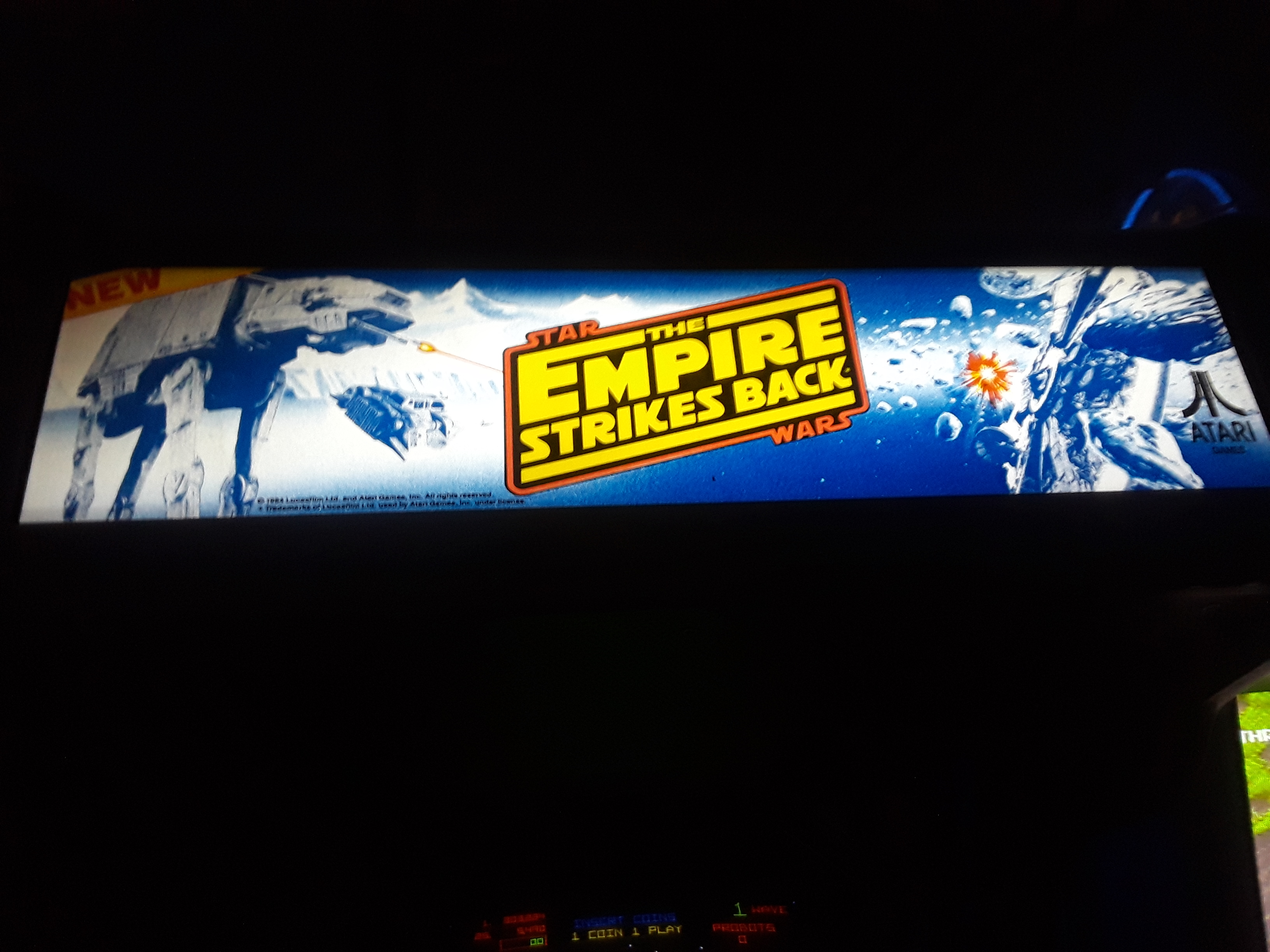 Star Wars: The Empire Strikes Back 18,959 points