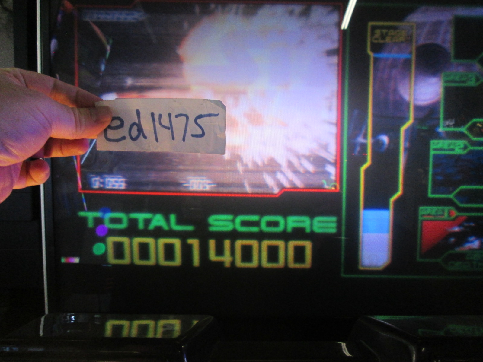 ed1475: Star Wars Trilogy Arcade (Arcade) 14,000 points on 2016-08-30 19:00:46