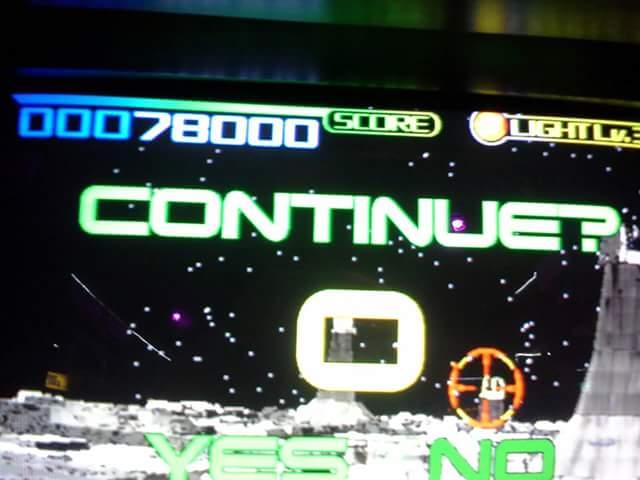 Star Wars Trilogy Arcade 78,000 points