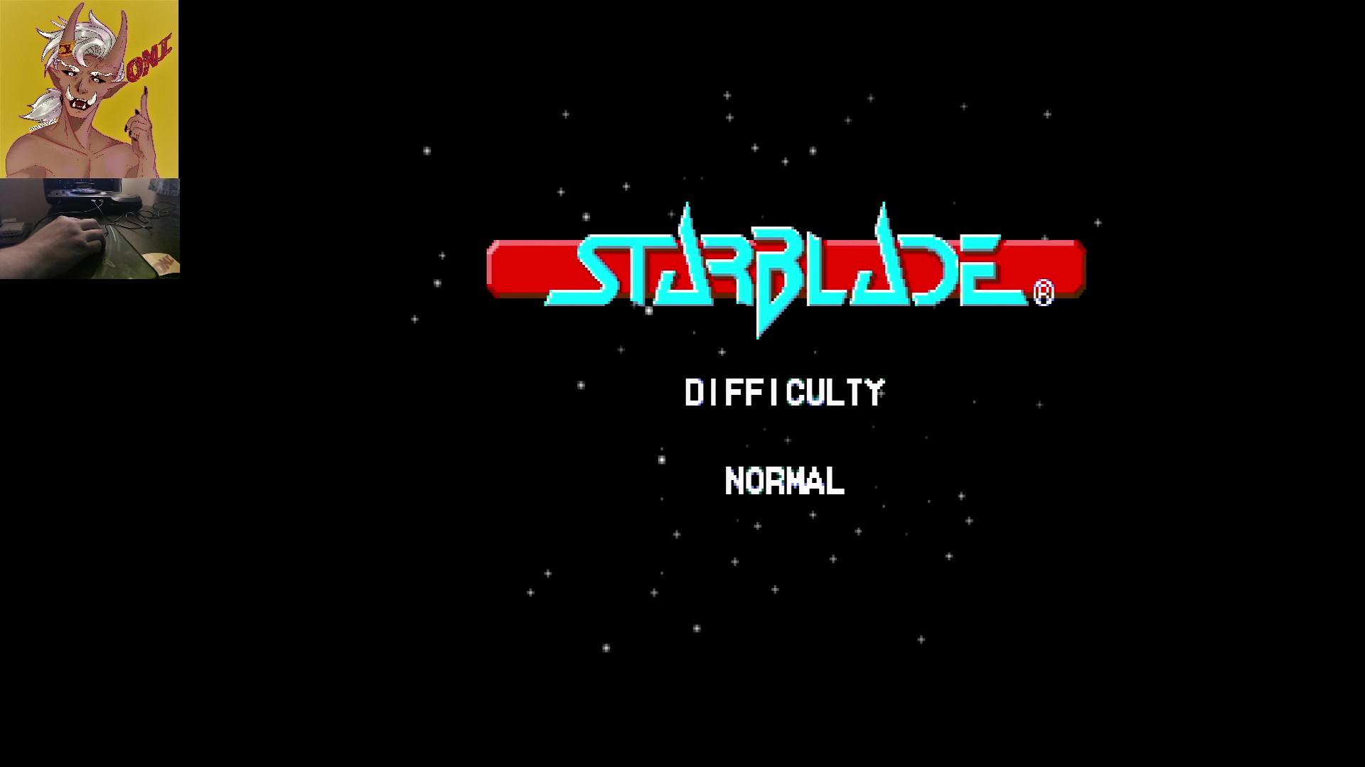 OniDensetsu: Starblade [Normal] [Sega CD] (Sega Genesis / MegaDrive) 315,500 points on 2021-01-05 20:03:32