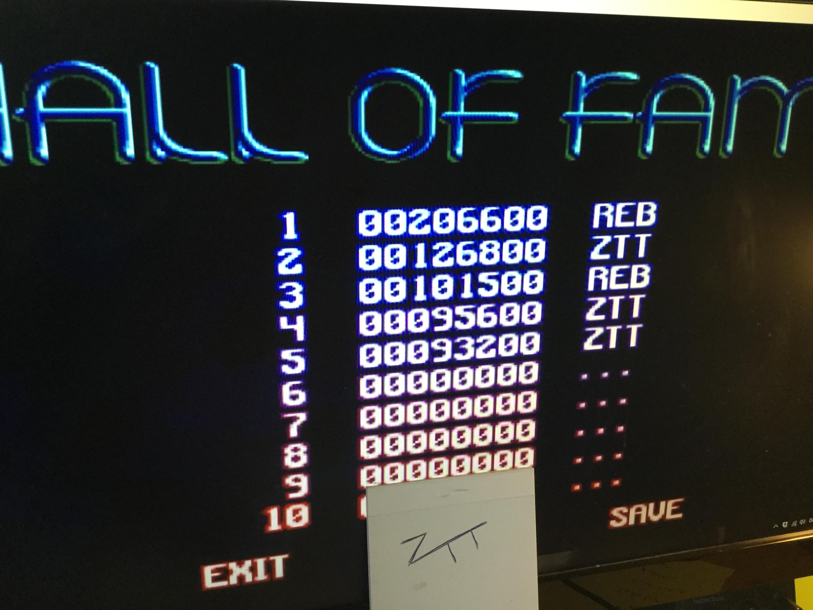 Frankie: Stardust (Amiga Emulated) 126,800 points on 2017-01-07 05:54:18