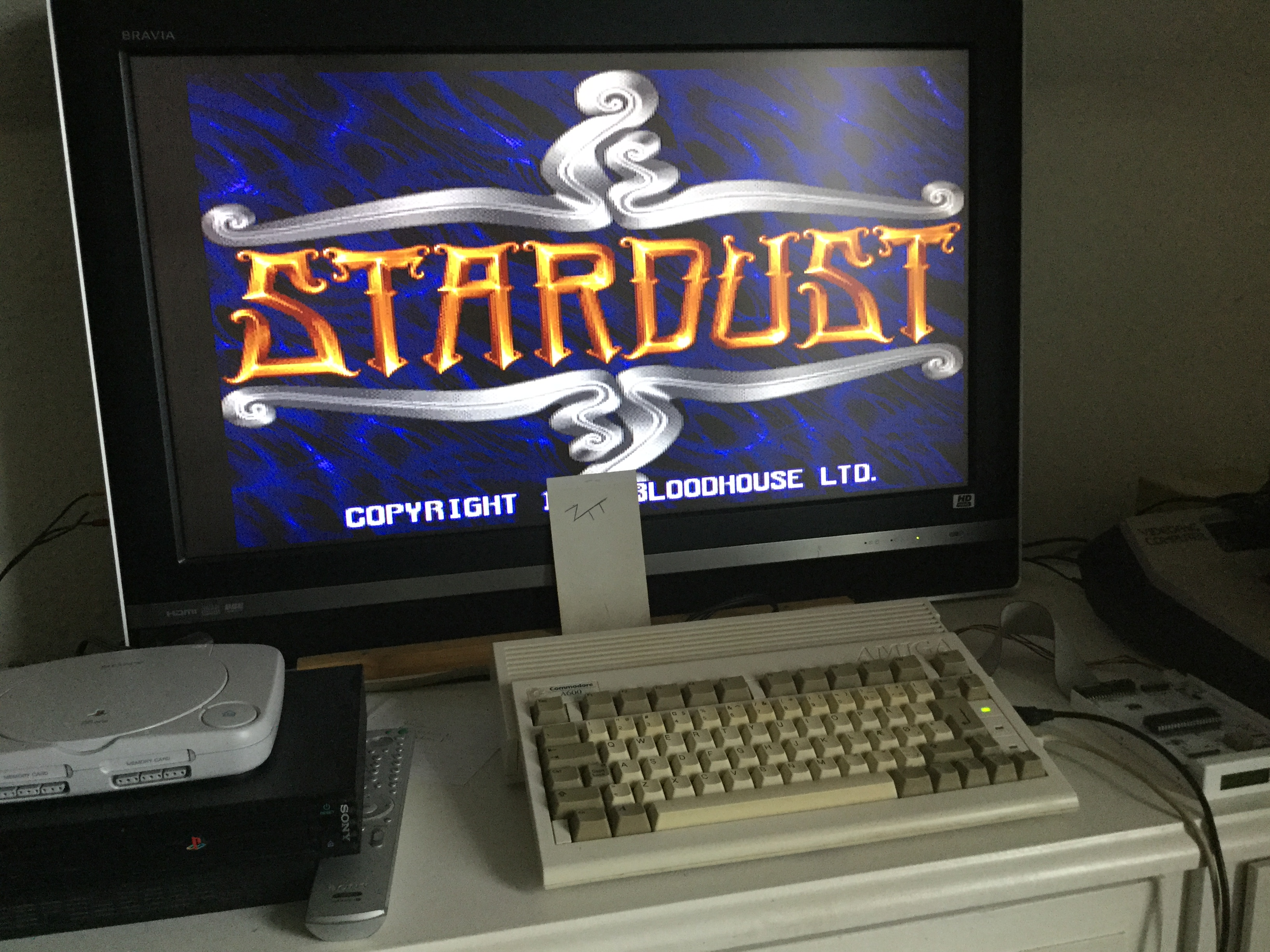 Frankie: Stardust (Amiga) 210,200 points on 2019-01-06 07:19:51