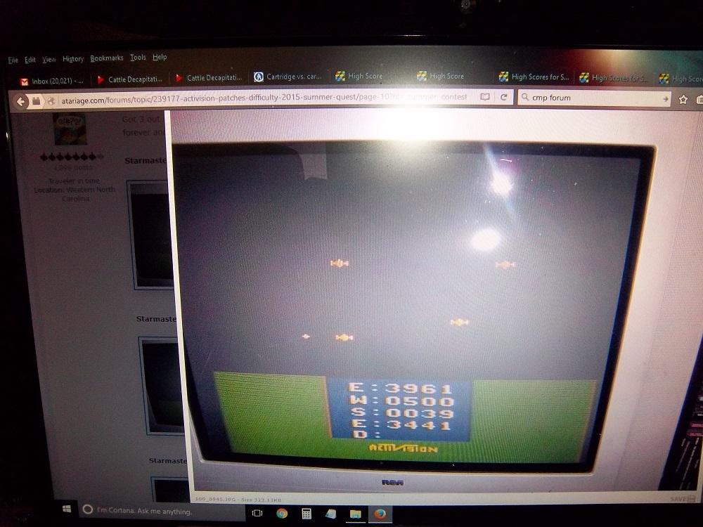 darthkur: Starmaster: Game 1 (Atari 2600 Novice/B) 3,961 points on 2016-03-15 10:11:46
