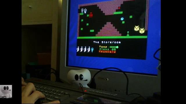 GTibel: Stay Kool (ZX Spectrum) 5 points on 2017-11-23 09:06:21