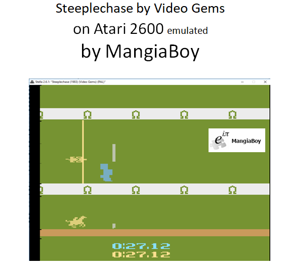 Steeplechase [by VideoGems] time of 0:00:27.12