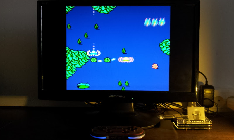 Larquey: Stinger (NES/Famicom Emulated) 290,300 points on 2017-04-19 07:04:15