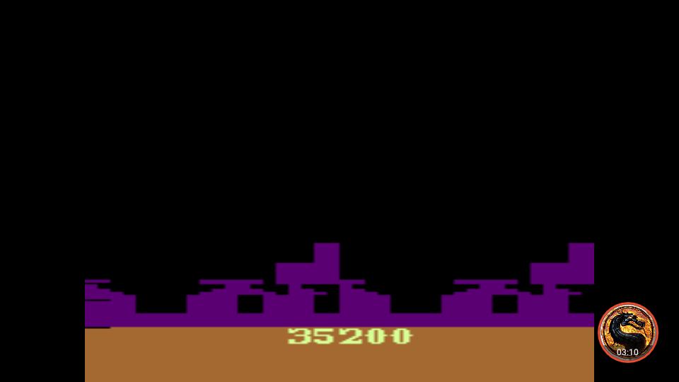 omargeddon: Strahlen der Teufelsvögel (Atari 2600 Emulated) 35,200 points on 2019-08-30 21:35:13