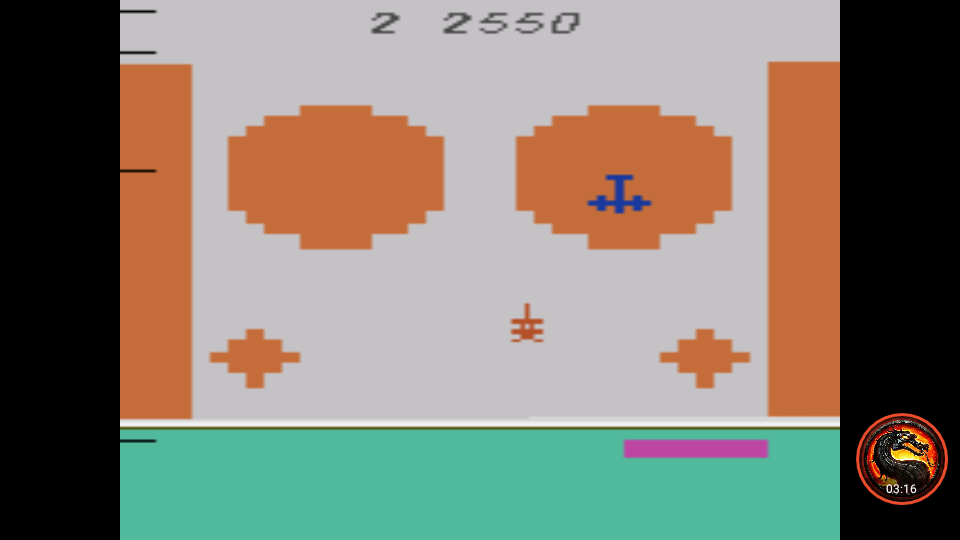 omargeddon: Strategy X (Atari 2600 Emulated Expert/A Mode) 2,550 points on 2020-04-09 18:11:38