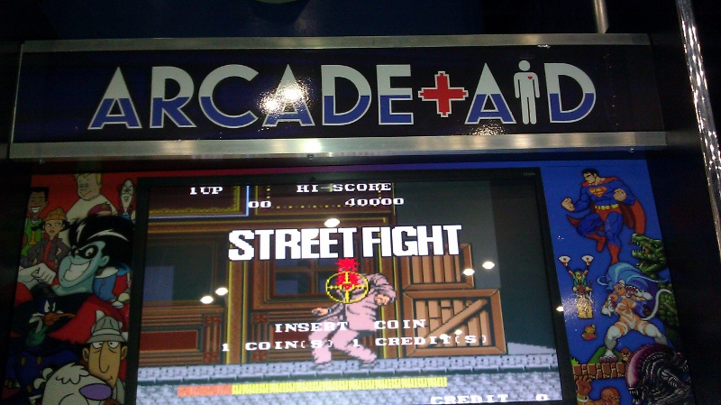 ichigokurosaki1991: Street Fight (Arcade Emulated / M.A.M.E.) 66,540 points on 2016-06-21 23:44:20
