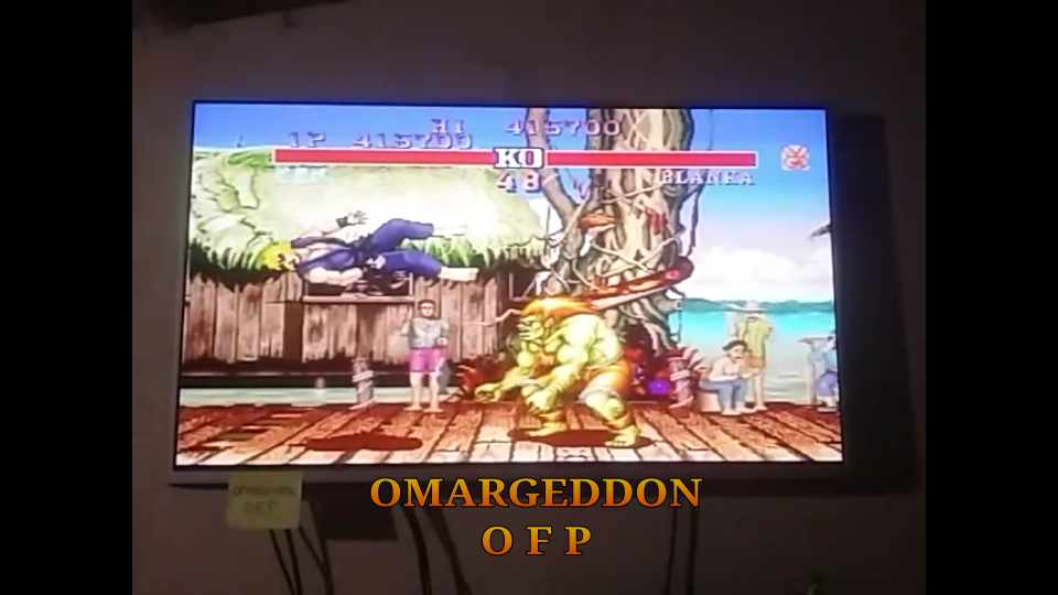 omargeddon: Street Fighter 2 Collection: Champion Edition [Level 8] (Playstation 1) 415,700 points on 2017-01-13 19:09:48