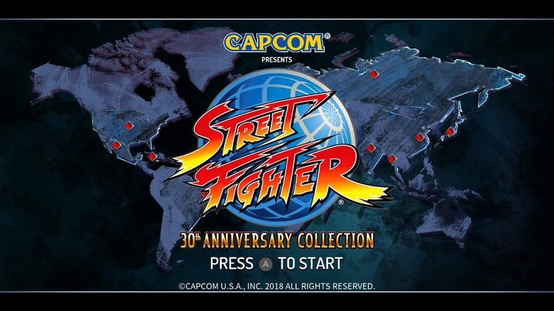 JML101582: Street Fighter 30th Anniversary Collection: Street Fighter II: The World Warrior (Nintendo Switch) 60,500 points on 2020-08-18 16:50:56
