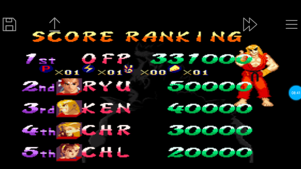 omargeddon: Street Fighter Alpha 2 [Difficulty 3] (SNES/Super Famicom Emulated) 331,000 points on 2018-07-10 00:12:23