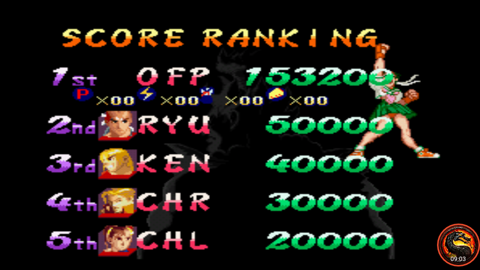 omargeddon: Street Fighter Alpha 2 [Difficulty 6] (SNES/Super Famicom Emulated) 153,200 points on 2020-05-15 13:20:19