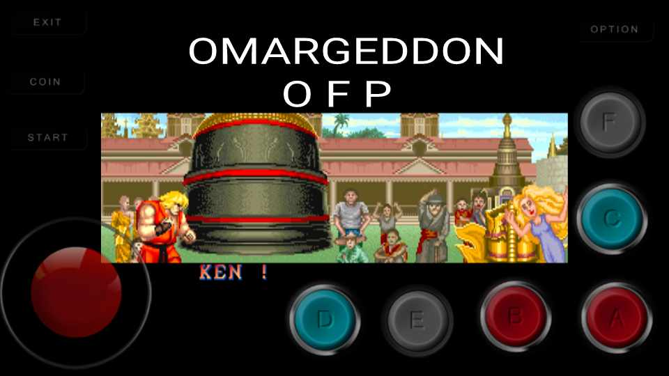 omargeddon: Street Fighter II (Arcade Emulated / M.A.M.E.) 1,238,600 points on 2016-11-30 23:39:39