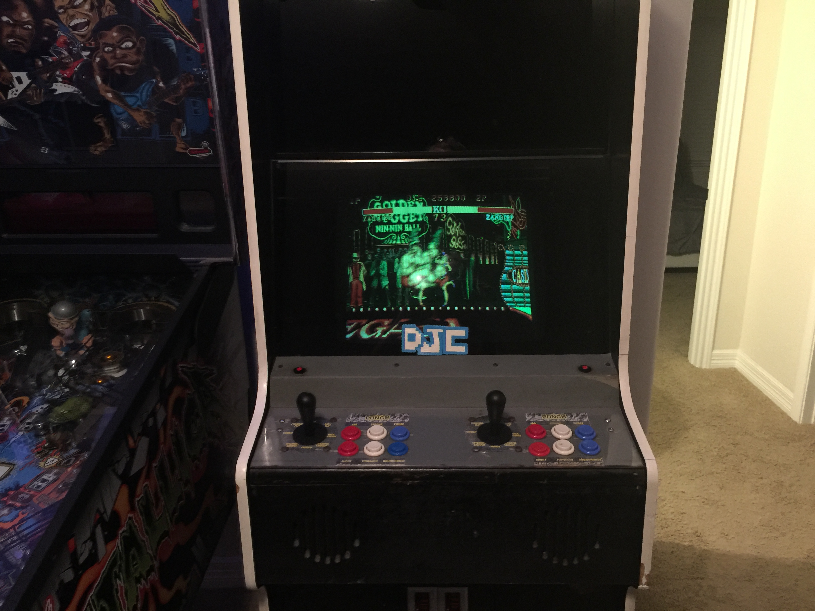 Street Fighter II: Champion Edition 253,800 points