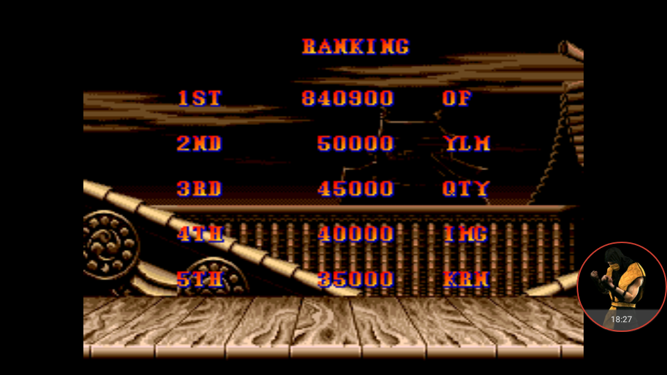 omargeddon: Street Fighter II Champion Edition [Difficulty 1] (TurboGrafx-16/PC Engine Emulated) 840,900 points on 2017-11-23 21:03:41