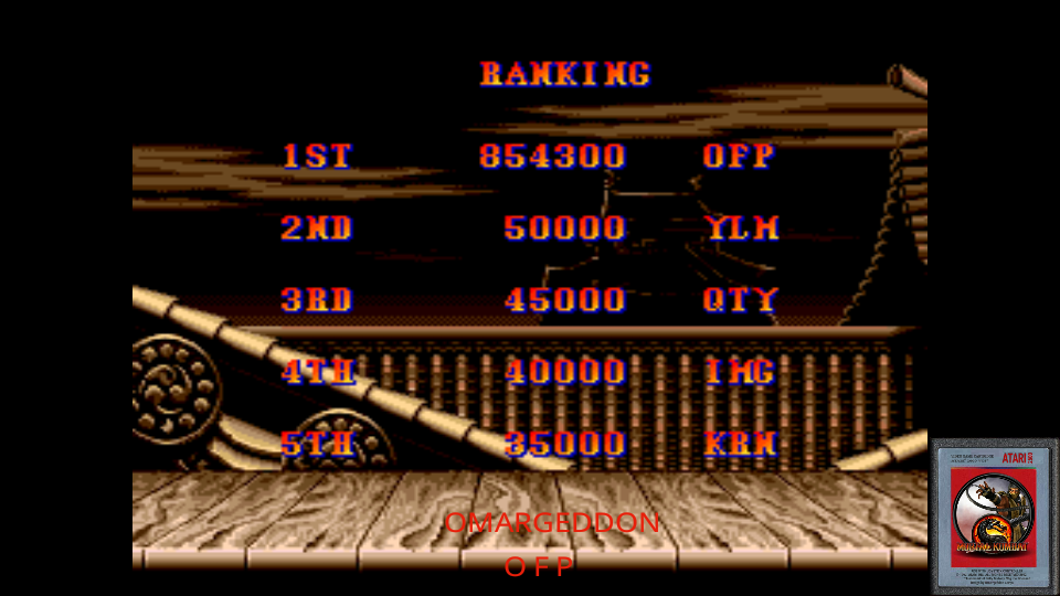 omargeddon: Street Fighter II Champion Edition [Difficulty 2] (TurboGrafx-16/PC Engine Emulated) 854,300 points on 2017-06-14 12:02:09
