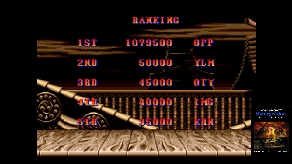 omargeddon: Street Fighter II Champion Edition [Difficulty 3] (TurboGrafx-16/PC Engine Emulated) 1,079,500 points on 2017-11-13 23:58:51