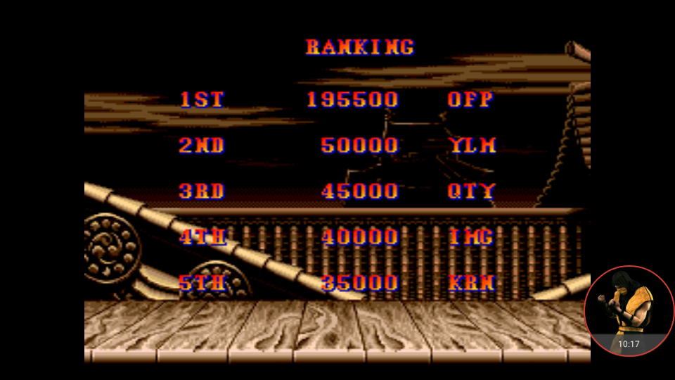 omargeddon: Street Fighter II Champion Edition [Difficulty 7] (TurboGrafx-16/PC Engine Emulated) 195,500 points on 2017-12-06 21:07:10