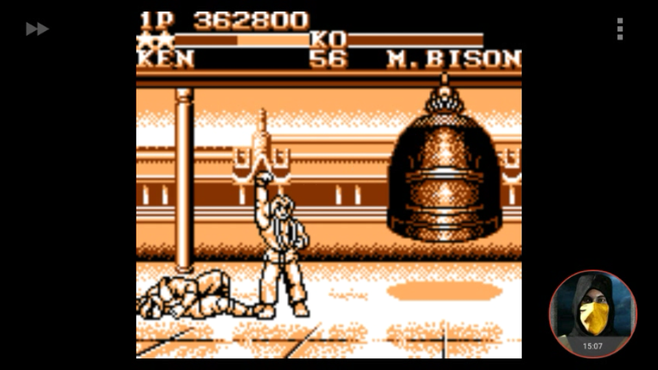 omargeddon: Street Fighter II [Game Level 2] (Game Boy Emulated) 362,800 points on 2018-03-10 00:33:49