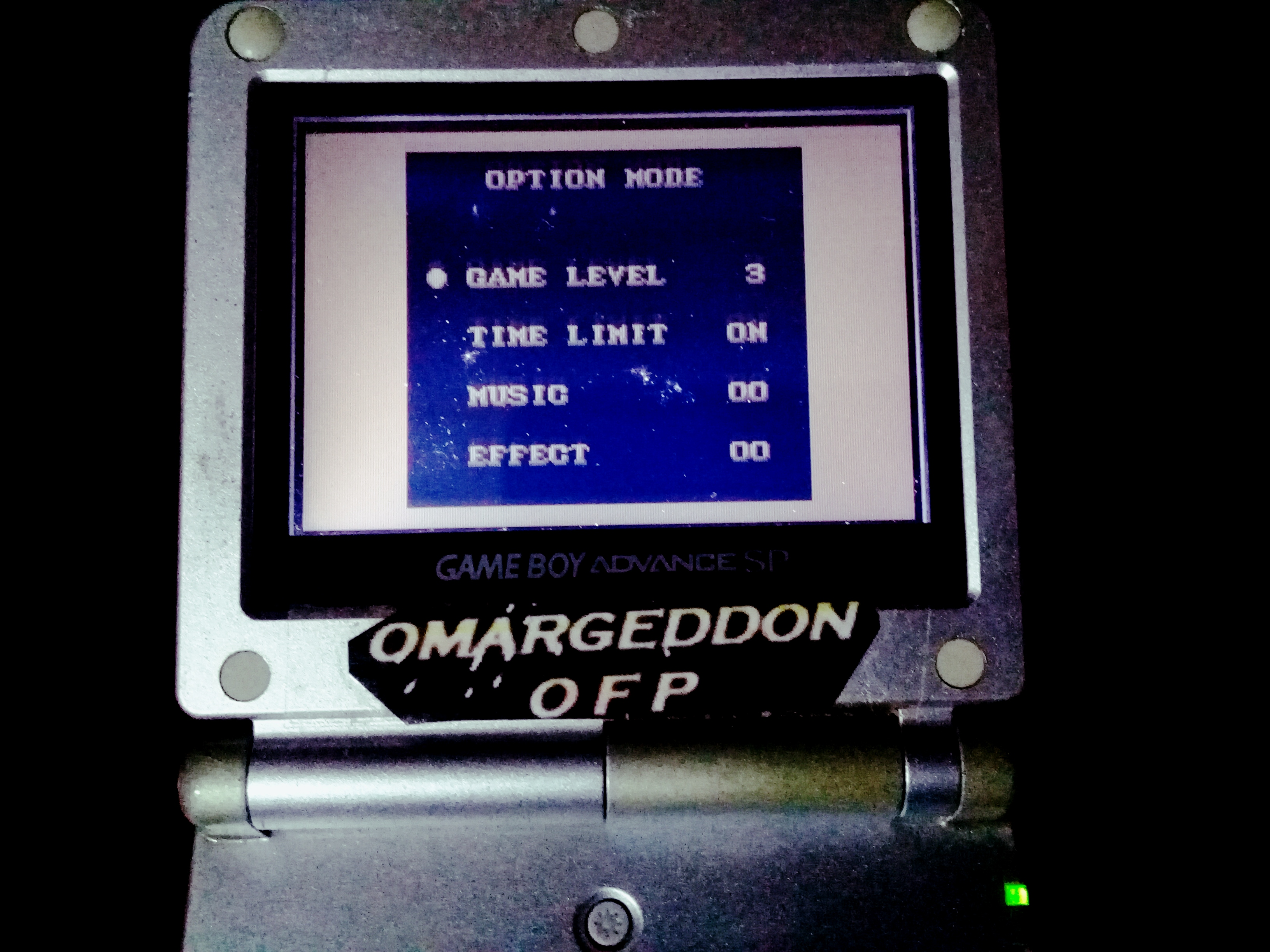 omargeddon: Street Fighter II [Game Level 3] (Game Boy) 429,700 points on 2020-07-26 01:09:26