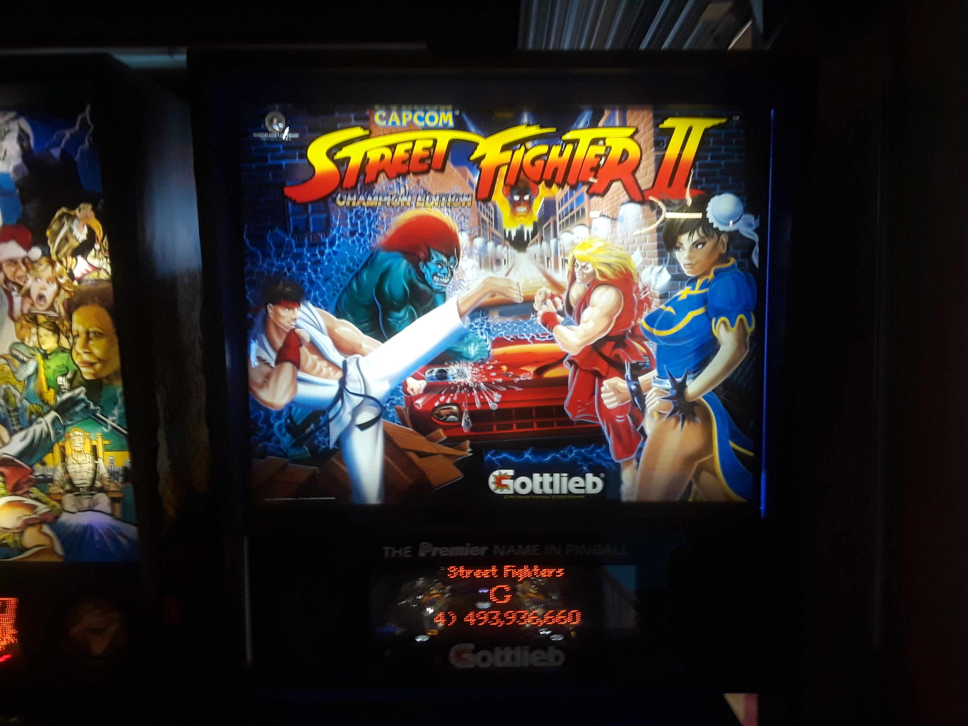 Street Fighter II 41,480,390 points