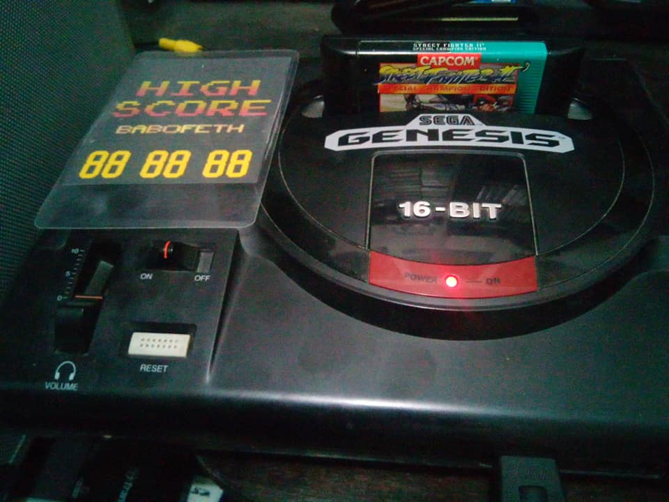 BabofetH: Street Fighter II