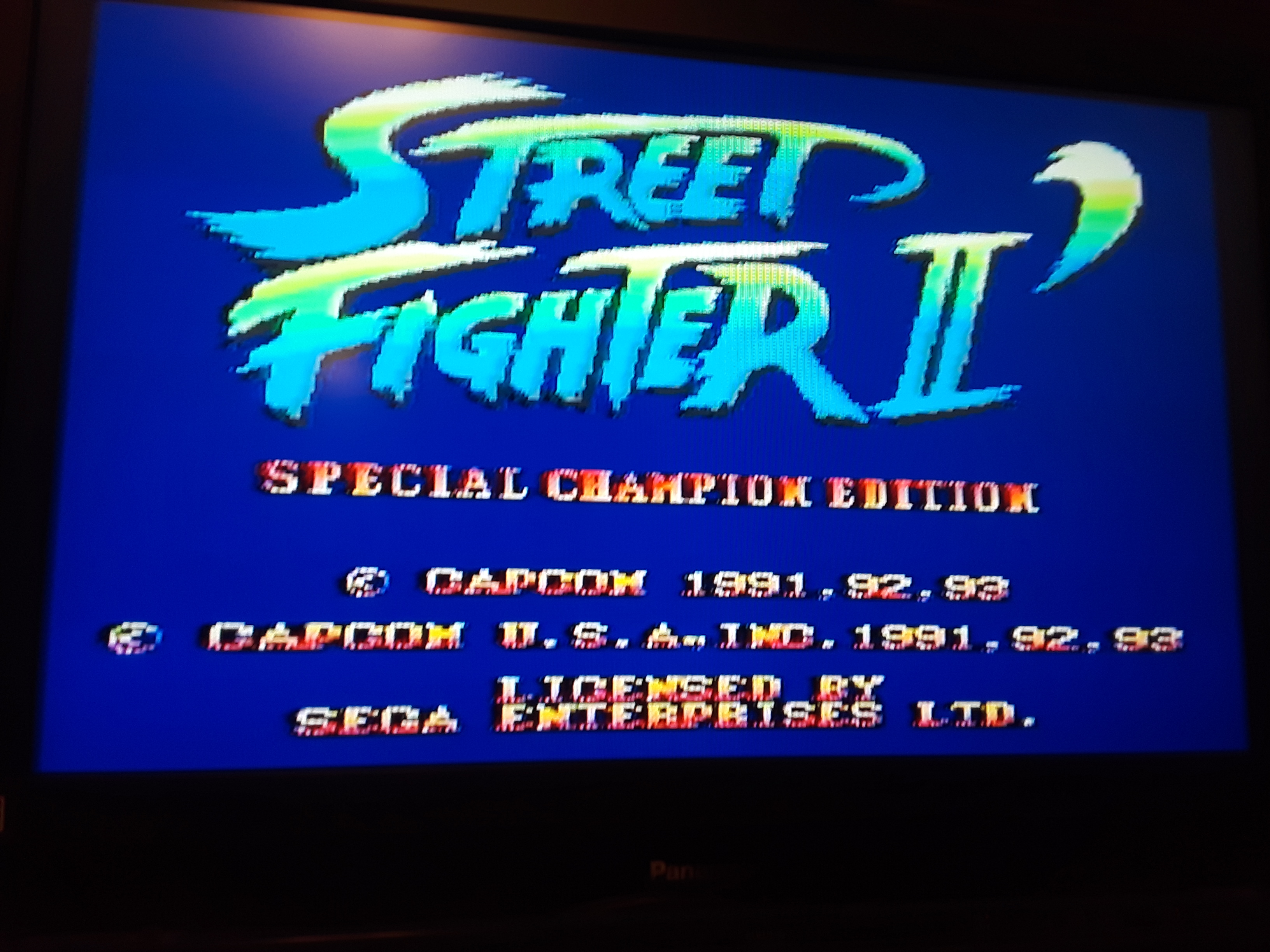 Street Fighter Ii Special Champion Edition Hyper Difficulty 1