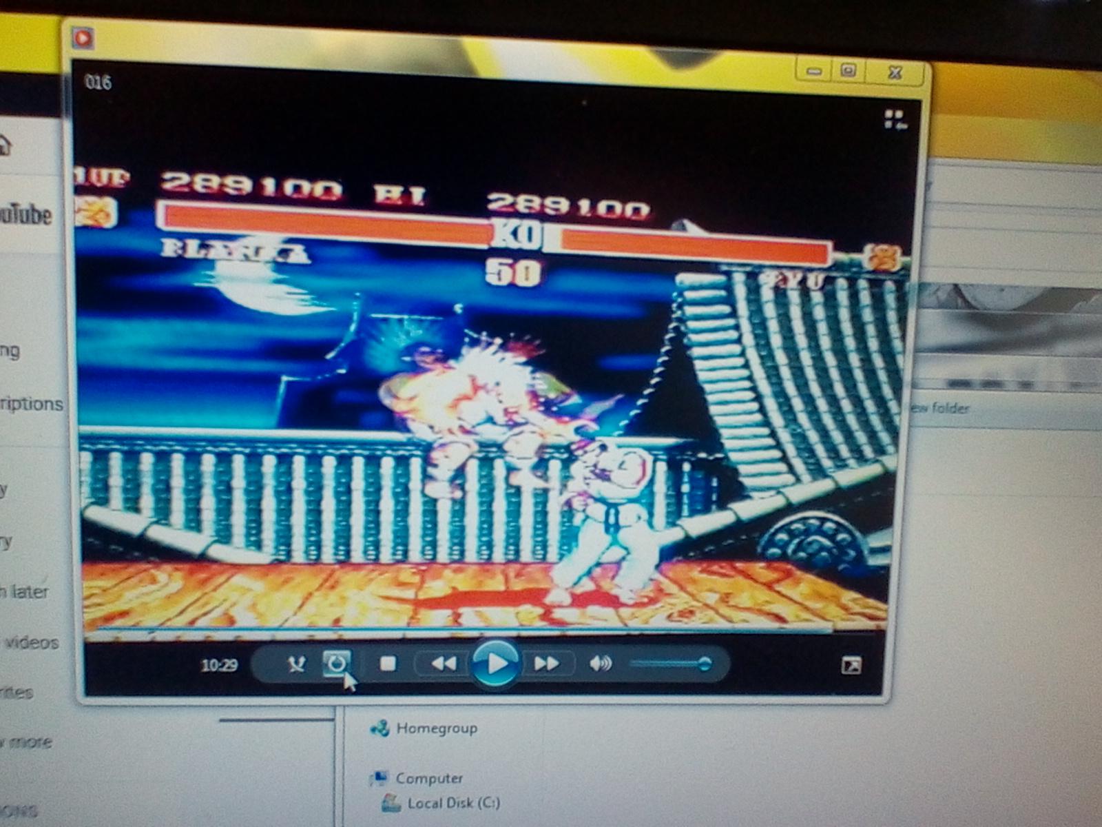 DrJoshDaReagamer22G: Street Fighter II