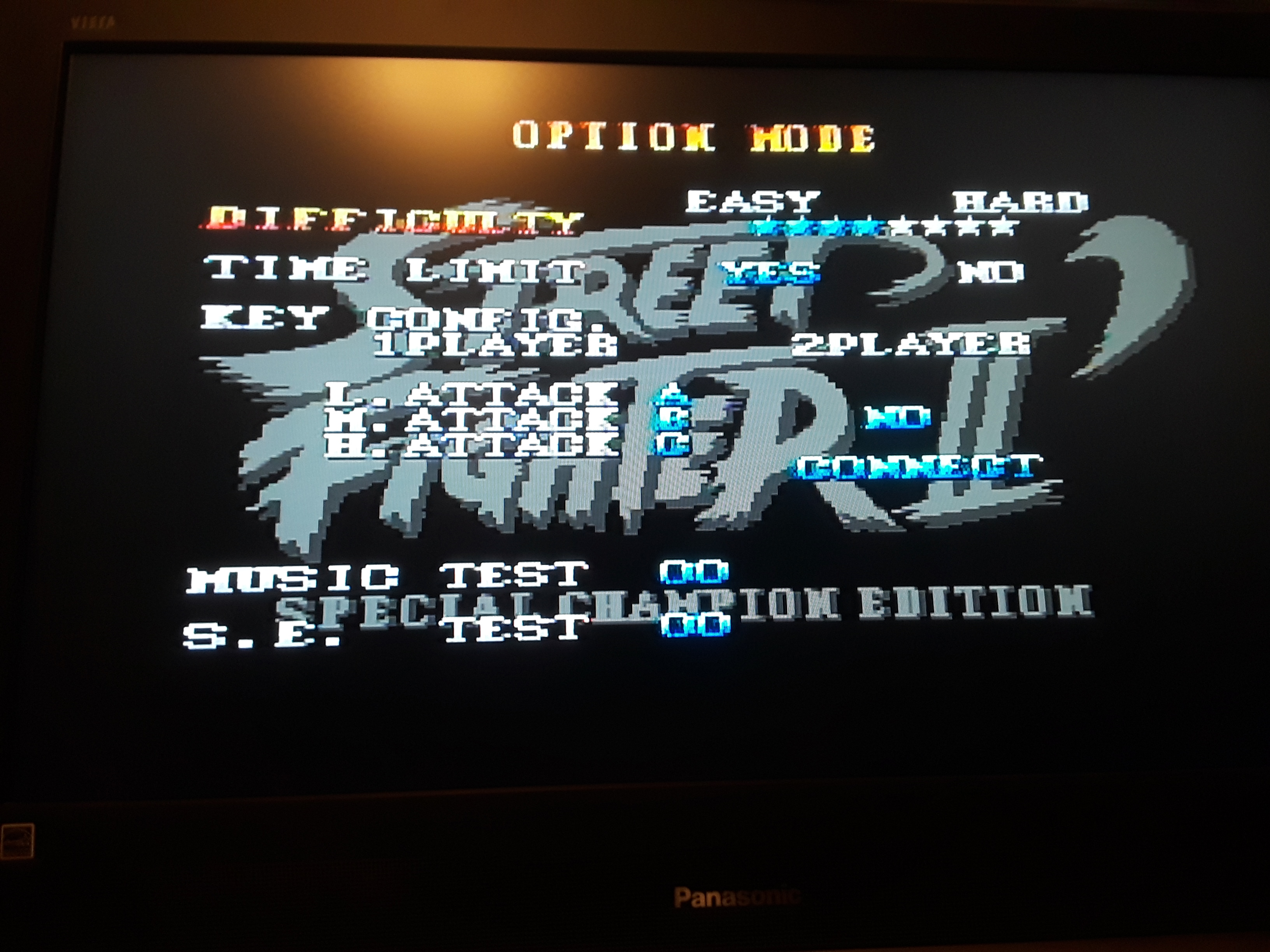 JML101582: Street Fighter II