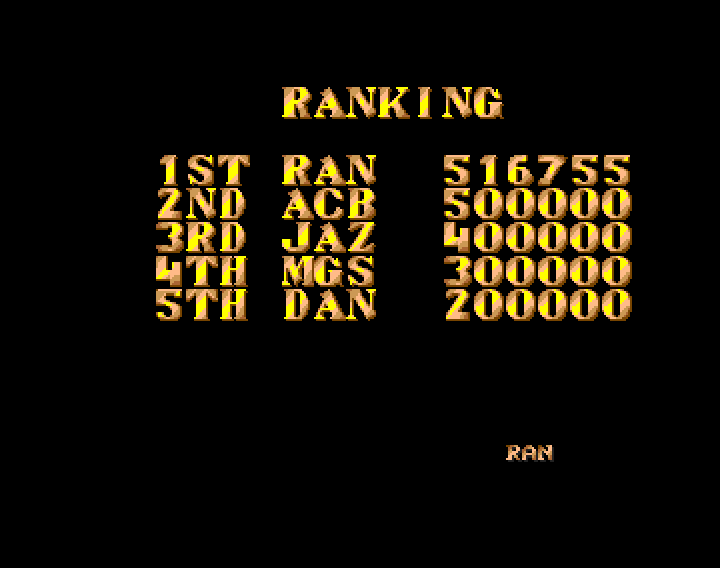 ransom: Street Fighter II: The World Warrior (Amiga Emulated) 516,755 points on 2017-04-06 05:22:34