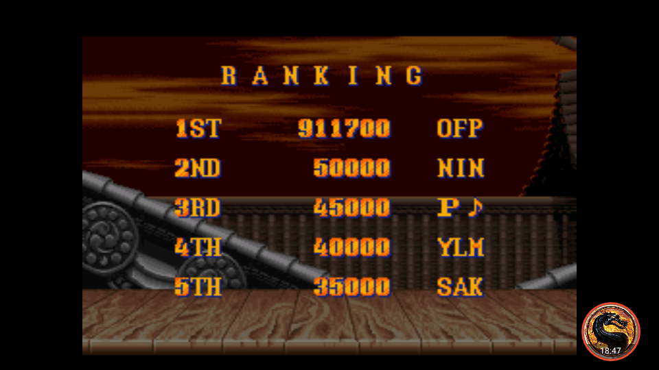 omargeddon: Street Fighter II: The World Warrior [Difficulty 0] (SNES/Super Famicom Emulated) 911,700 points on 2019-04-06 00:28:38