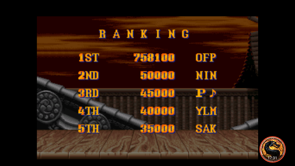 omargeddon: Street Fighter II: The World Warrior [Difficulty 1] (SNES/Super Famicom Emulated) 758,100 points on 2019-04-16 07:20:37