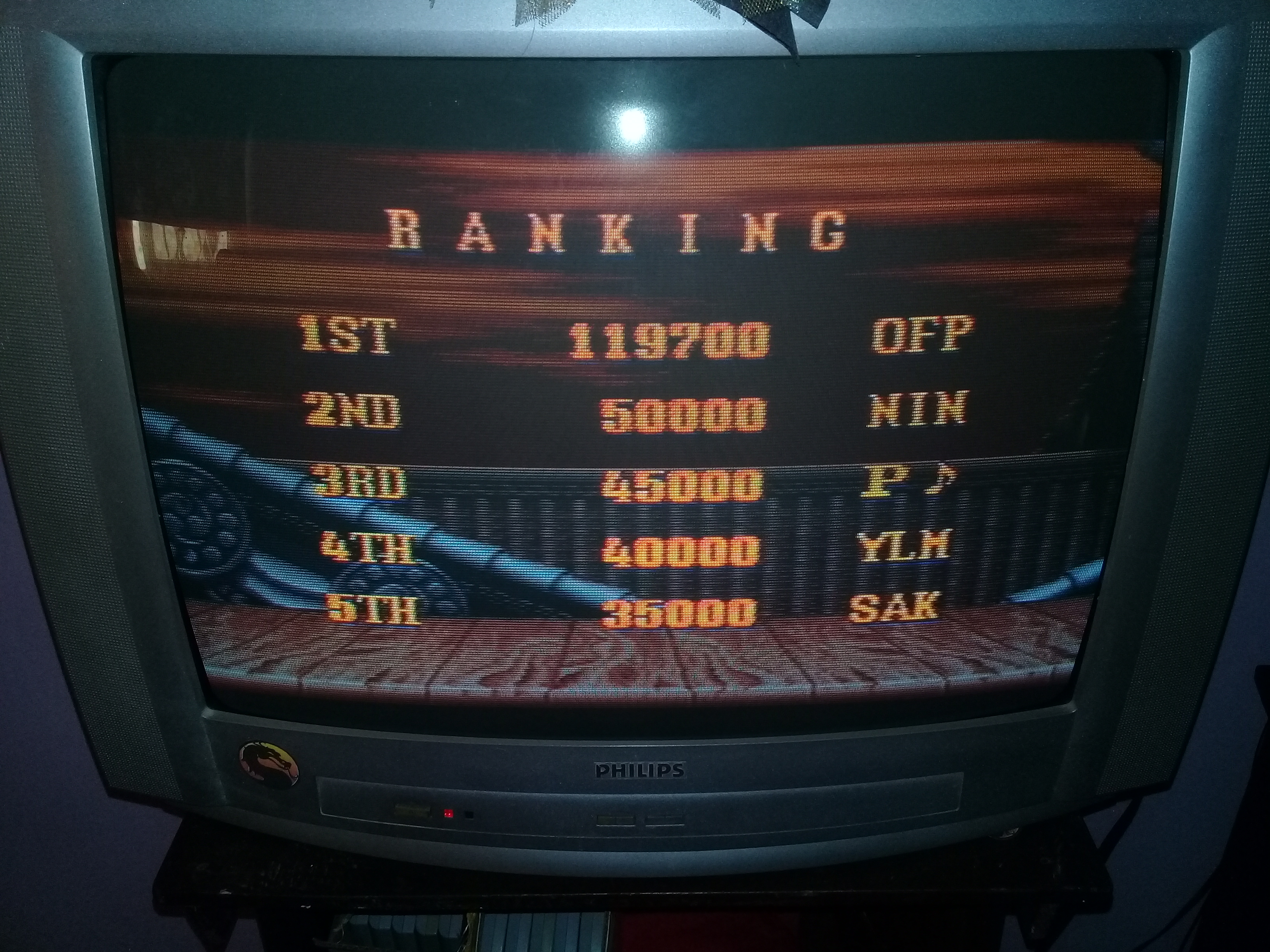omargeddon: Street Fighter II: The World Warrior [Difficulty 3] (SNES/Super Famicom) 119,700 points on 2020-05-07 19:33:10