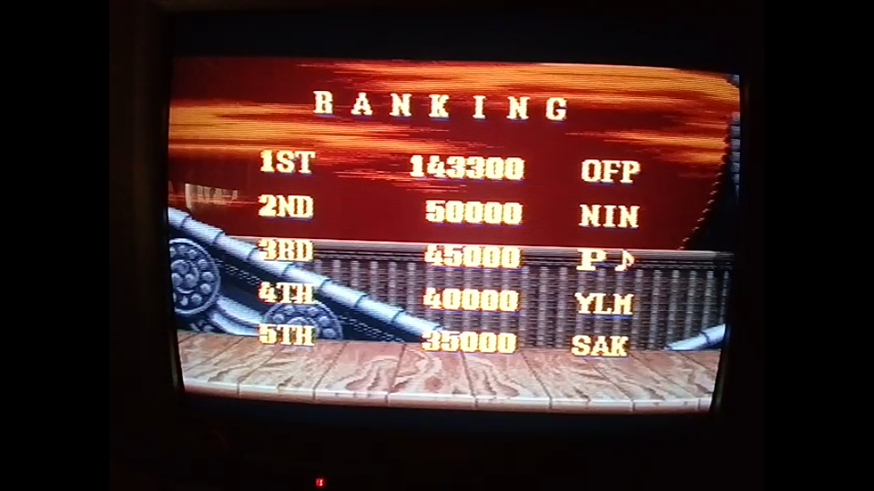 omargeddon: Street Fighter II: The World Warrior [Difficulty 5] (SNES/Super Famicom) 143,300 points on 2020-05-07 19:35:18