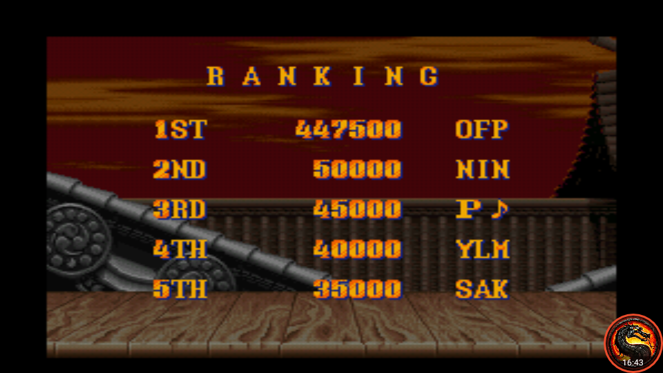 omargeddon: Street Fighter II: The World Warrior [Difficulty 7] (SNES/Super Famicom Emulated) 447,500 points on 2020-08-16 21:31:19