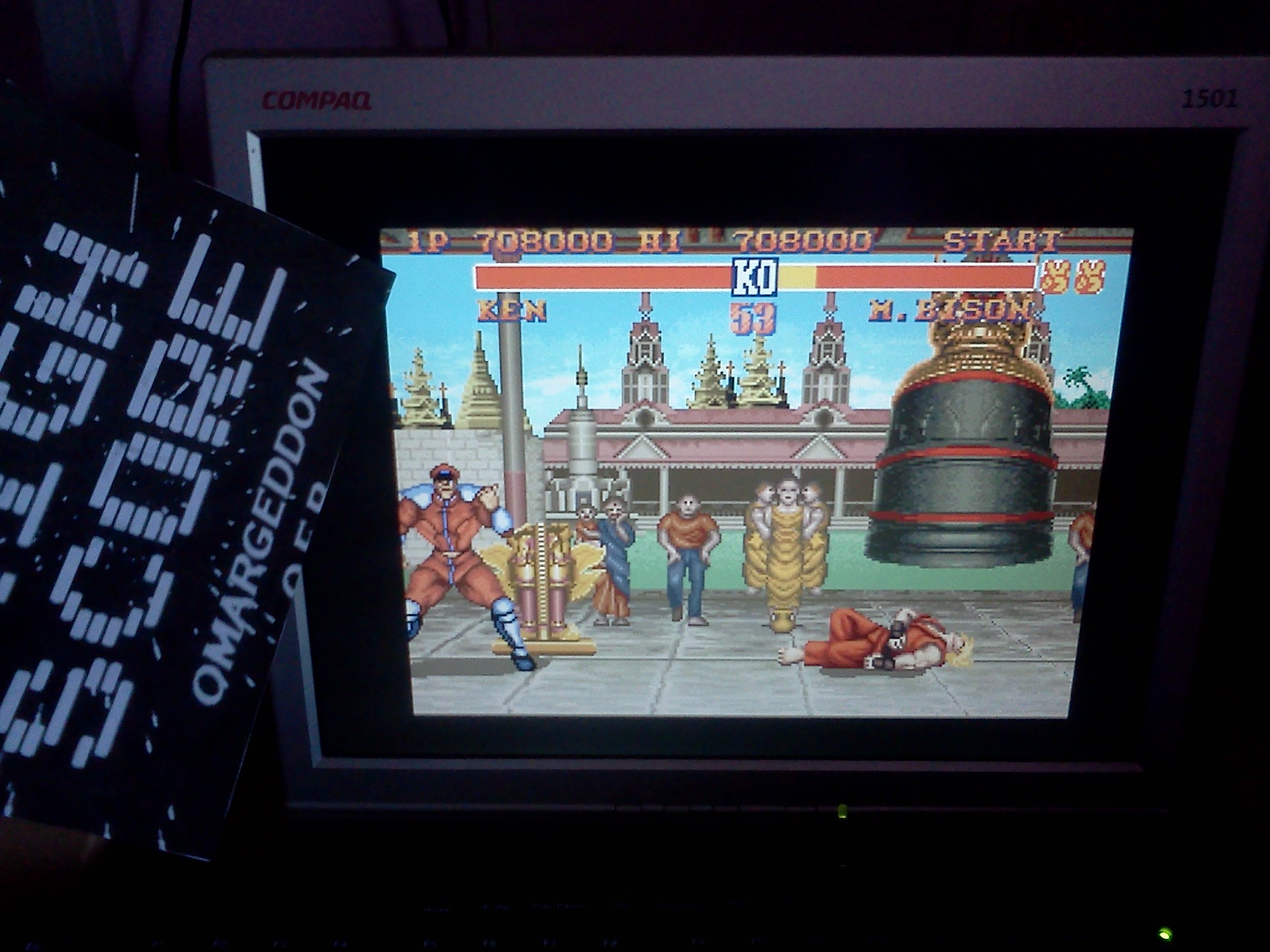 omargeddon: Street Fighter II: The World Warrior (SNES/Super Famicom Emulated) 708,000 points on 2016-08-21 12:25:31