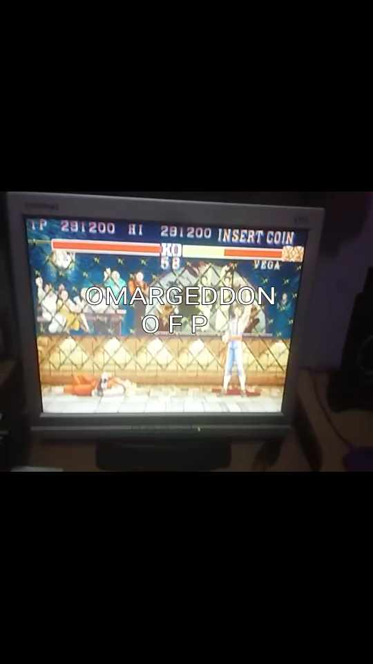Street Fighter II: The World Warrior [sf2] 291,200 points